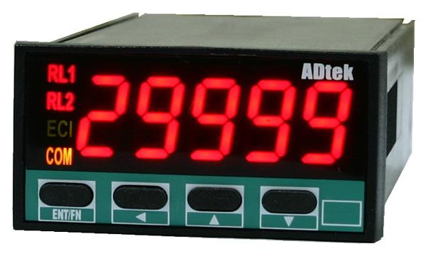 Đồng hồ tín hiệu DC tương tự CS3-PR