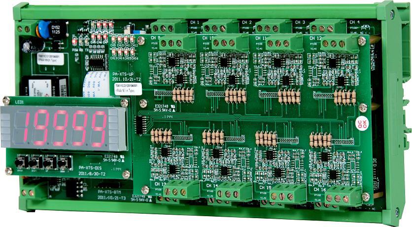 Chuyển đổi tương tự sang RS485 PA-XTS